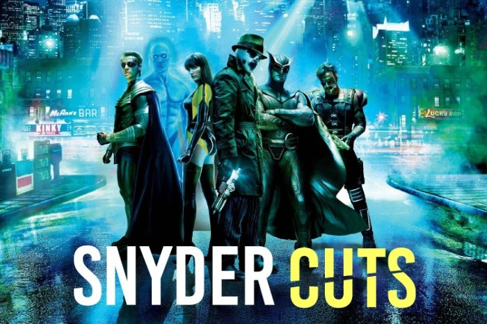 Snyder Cuts: 'Watchmen: The Ultimate Cut' Presents An Alternate Reality