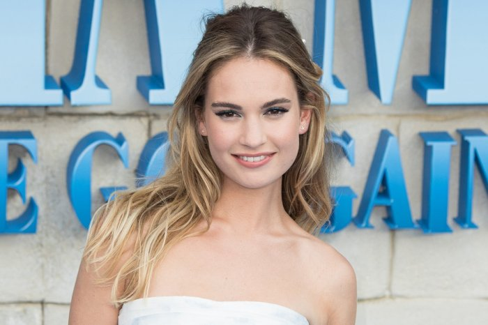 Lily James Set For True-Crime Drama 'Peggy Jo' Directed By Phillip Noyce