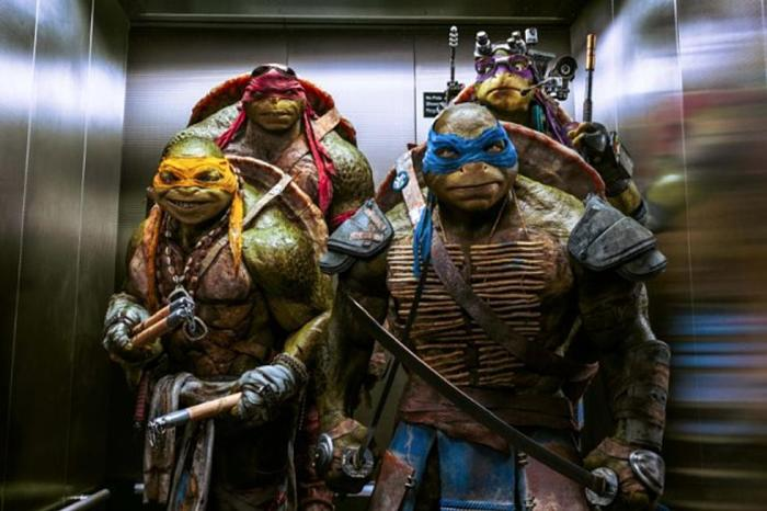 Live-Action 'Teenage Mutant Ninja Turtles' Series Reportedly In The Works At CBS All Access