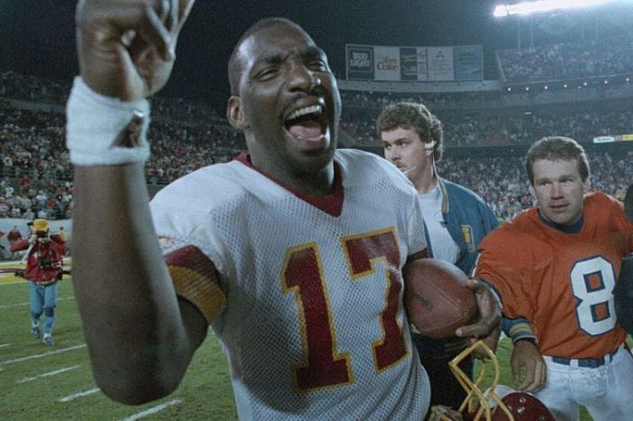 Doug Williams Biopic In The Works From 'Night School' Producers