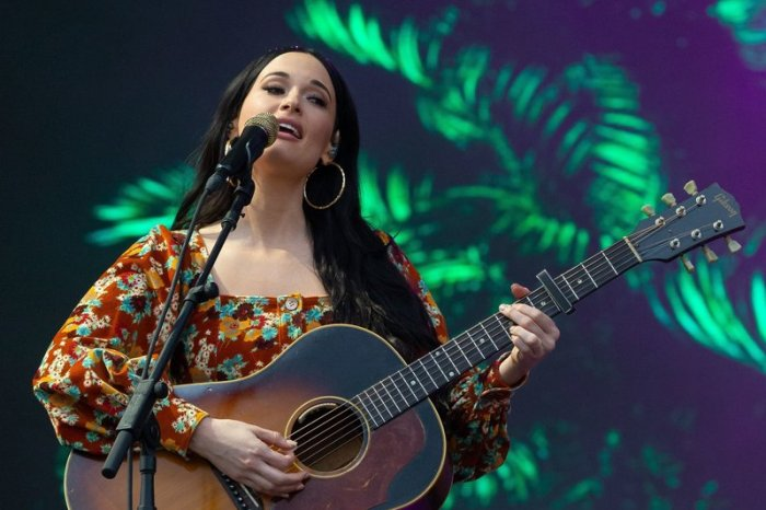 Kacey Musgraves Reportedly In Talks To Join The Cast Of 'The Little Mermaid'