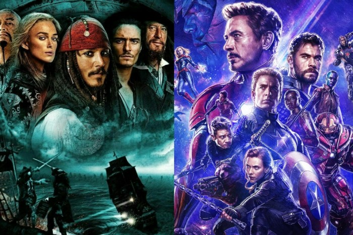 """Avengers of the Caribbean: The Symbiosis of Two Franchise """"Finales"""""""