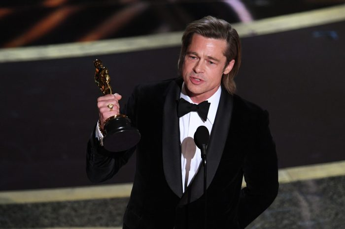 Brad Pitt To Star In David Leitch's 'Bullet Train' At Sony Pictures