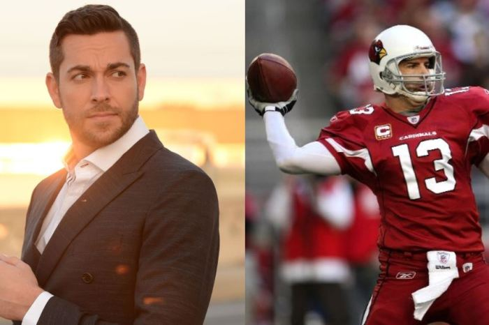 Zachary Levi To Play NFL Quarterback Kurt Warner In 'American Underdog'