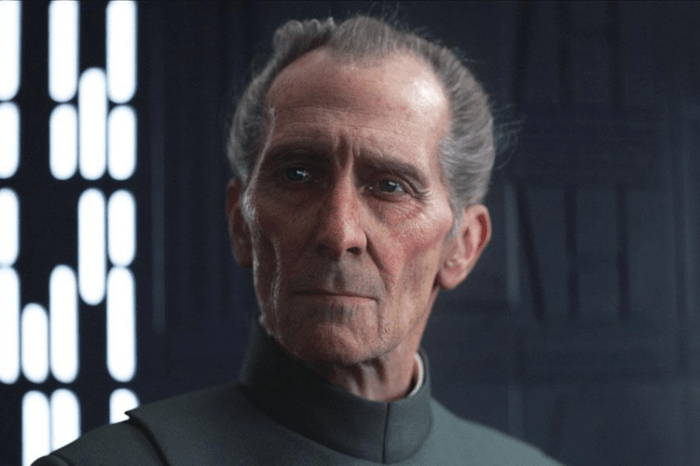 Cassian Andor Series Will Reportedly Feature Grand Moff Tarkin