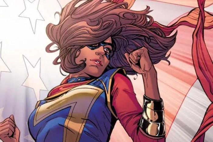 RUMOR: Ms. Marvel, Other Avengers Will Appear In 'Captain Marvel 2'