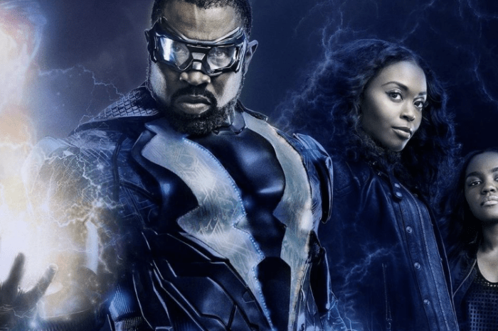 'Black Lightning' Expected To Film Next Two Seasons Back-To-Back