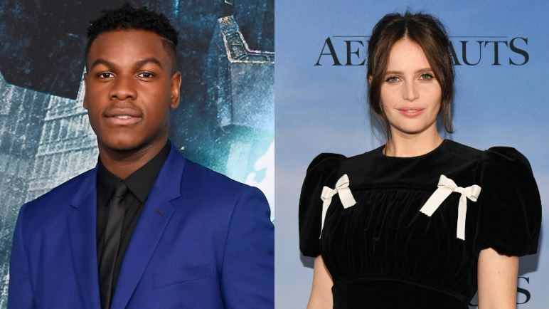 John Boyega & Felicity Jones To Star In The Guard Brothers' 'Borderland'