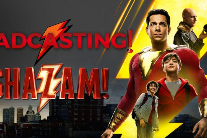 Badcasting 'Shazam!'