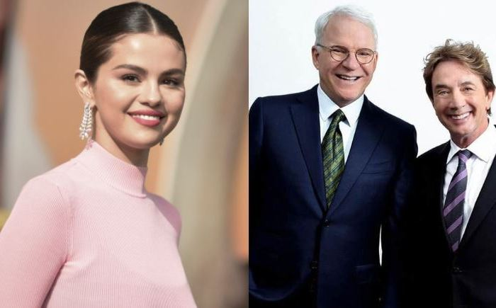 Selena Gomez Joins Steve Martin & Martin Short In Hulu's 'Only Murders In The Building'