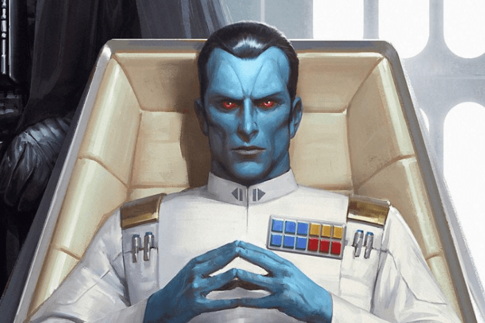 'Star Wars': Lucasfilm Interested In Lars Mikkelson As Live-Action Thrawn