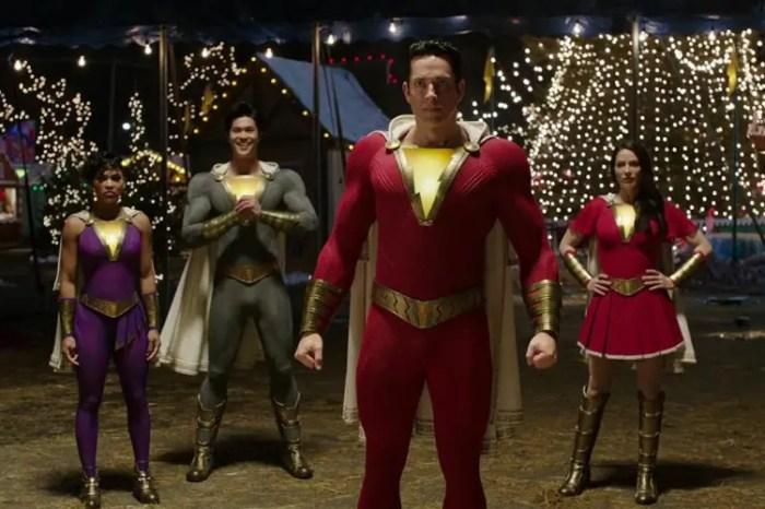 'Shazam!' Sequel Officially Titled 'Shazam! Fury Of The Gods'