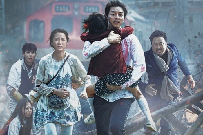 Full Circle Flashback: 'Train to Busan' Review