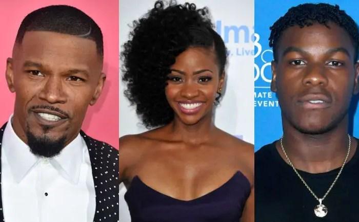 Jamie Foxx & Teyonah Parris Join John Boyega In Netflix's 'They Cloned Tyrone'