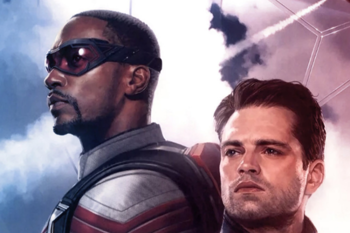'Falcon & Winter Soldier' BTS Photo Reveals Look At Heroes' Costume Set