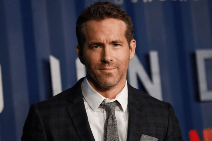 Disney Reportedly Eyeing Ryan Reynolds For Live-Action 'Atlantis'
