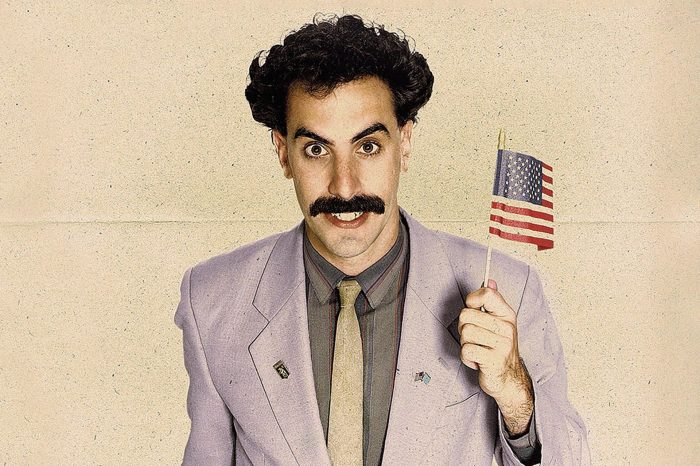 Full Circle Flashback: 'Borat' (2006) Review