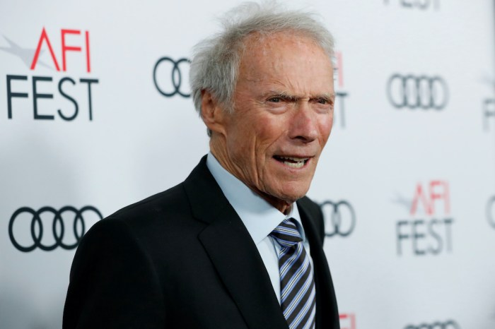 Clint Eastwood To Star In & Direct Warner Bros' 'Cry Macho' Adaptation