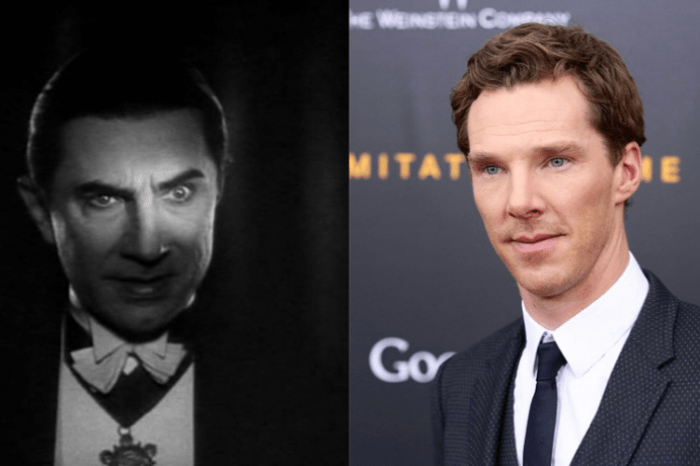 Universal's 'Renfield' Eyeing Benedict Cumberbatch To Play Dracula