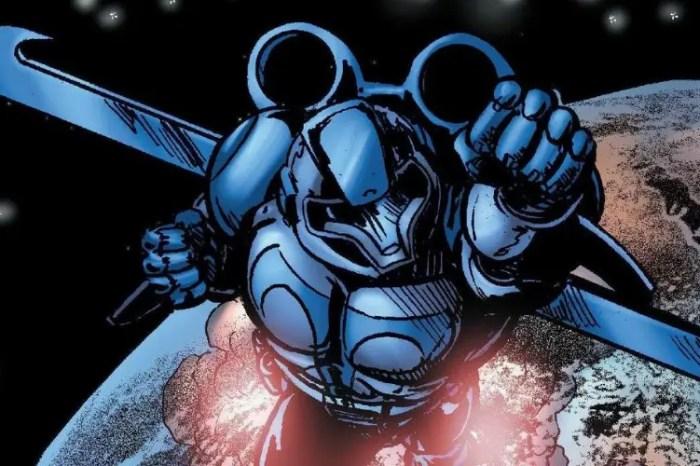 'The Boys' Casting Tek Knight & Blue Hawk For Season 3