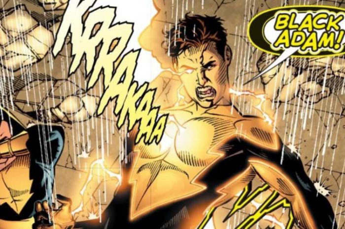 'Black Adam' Reportedly Casting Isis' Brother Osiris