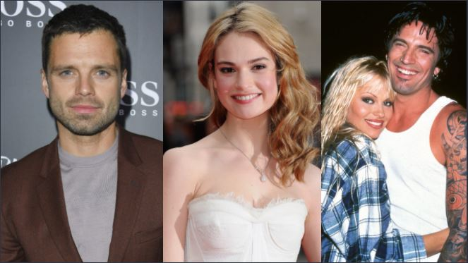 Sebastian Stan & Lily James To Portray Tommy Lee & Pamela Anderson In Hulu Limited Series