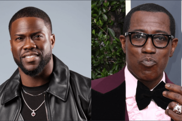 Kevin Hart & Wesley Snipes To Star In Netflix Limited Series 'True Story'