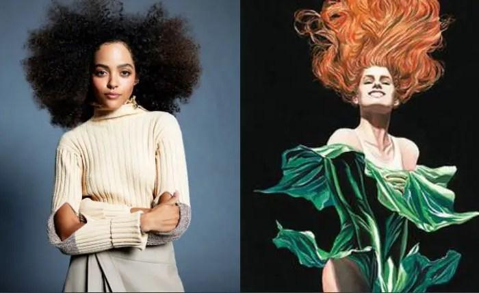 'Euphoria' Star Quintessa Swindell To Portray Cyclone In Dwayne Johnson's 'Black Adam'