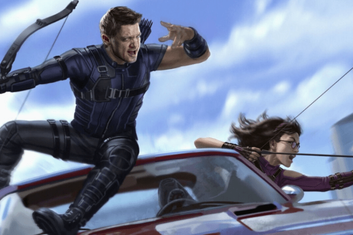 'Hawkeye' Set Photos Feature Hailee Steinfeld In Kate Bishop Costume