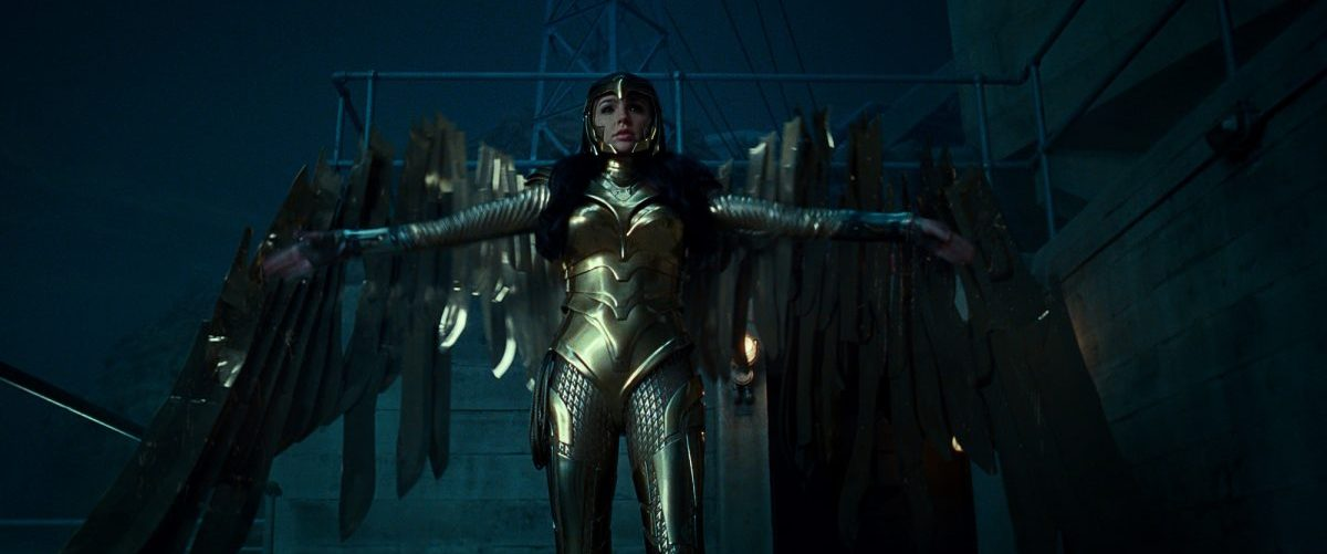 Wonder Woman 1984 - Wonder Woman in the Eagle Costume