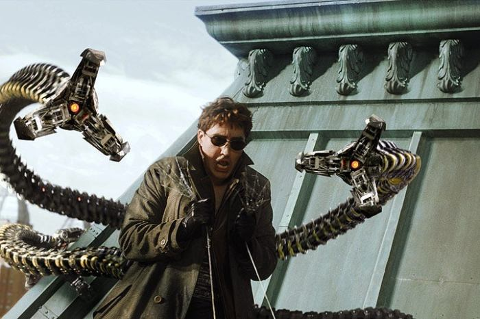 Alfred Molina To Return As Doctor Octopus In 'Spider-Man 3'