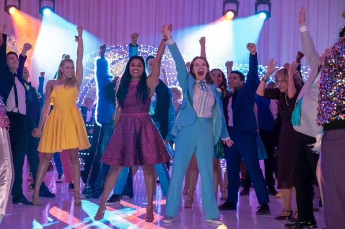 """'The Prom' Review: """"A Goofy, Yet Charming Musical"""""""