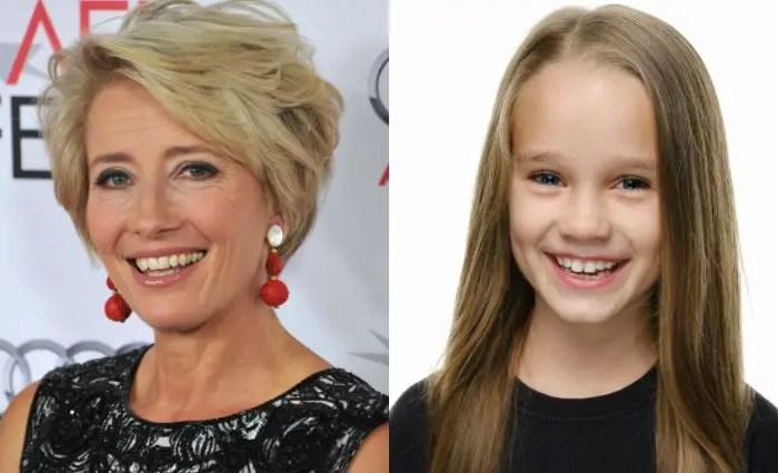 Emma Thompson & Alisha Weir Join The Cast Of Netflix's 'Matilda' Musical Adaptation