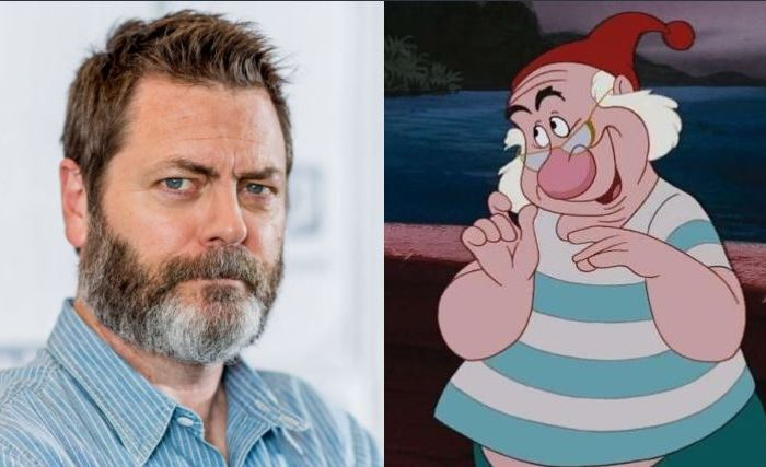 Nick Offerman Reportedly Offered The Role Of Mr. Smee In 'Peter Pan & Wendy'