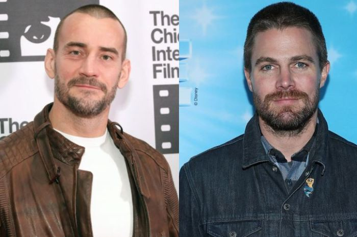 CM Punk Joins Stephen Amell In Pro Wrestling Drama Series 'Heels'