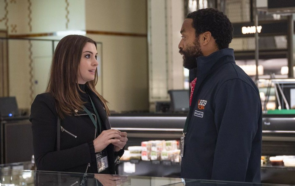 Locked Down - Anne Hathaway and Chiwetel Ejiofor