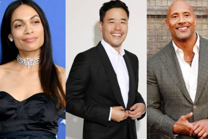 Rosario Dawson & Randall Park Join The Cast of Dwayne Johnson's NBC Series 'Young Rock'