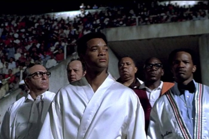 """Black History In Film: 'Ali' Review - """"The People's Champion"""""""
