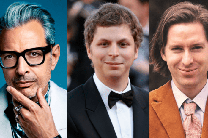 Jeff Goldblum & Michael Cera In Talks To Star In Wes Anderson's Next Film