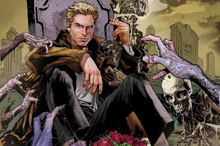 New 'Constantine' Series From J.J. Abrams Reportedly In Development At HBO Max