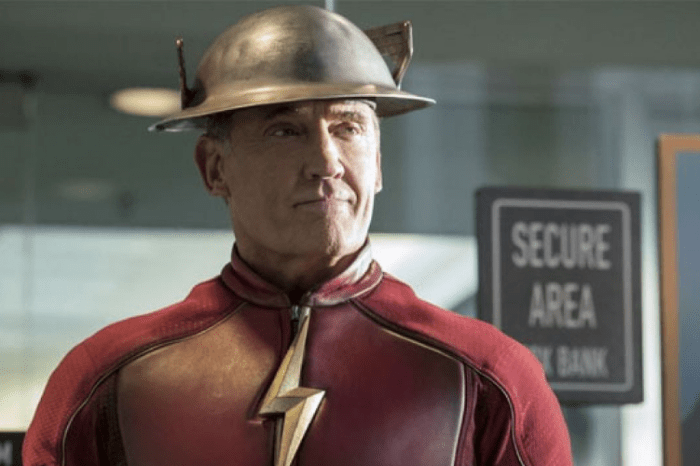 John Wesley Shipp To Reprise His Role As Jay Garrick In 'Stargirl'