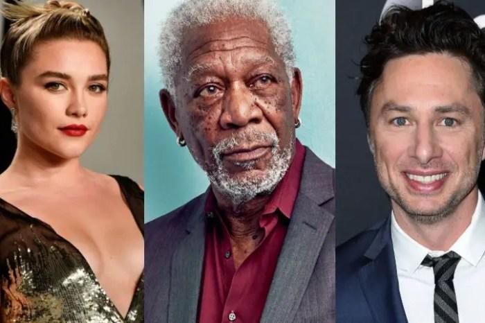 Florence Pugh & Morgan Freeman To Star In Zach Braff's 'A Good Person'