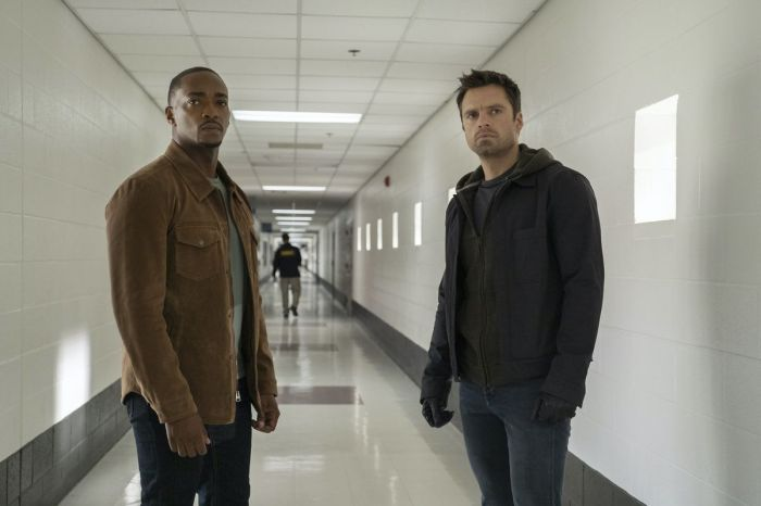'The Falcon and the Winter Soldier' Episode 4 Review