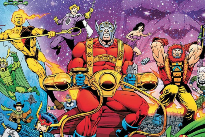 'New Gods' & 'The Trench' Canceled At Warner Bros.
