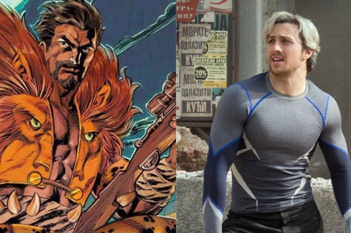 Aaron Taylor-Johnson Cast As Kraven The Hunter In Sony's Marvel Film