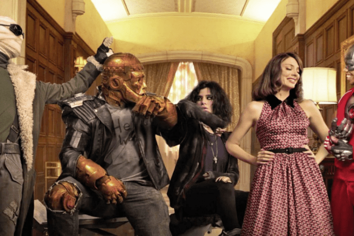 'Doom Patrol' Season 3 Will Reportedly Premiere In August On HBO Max