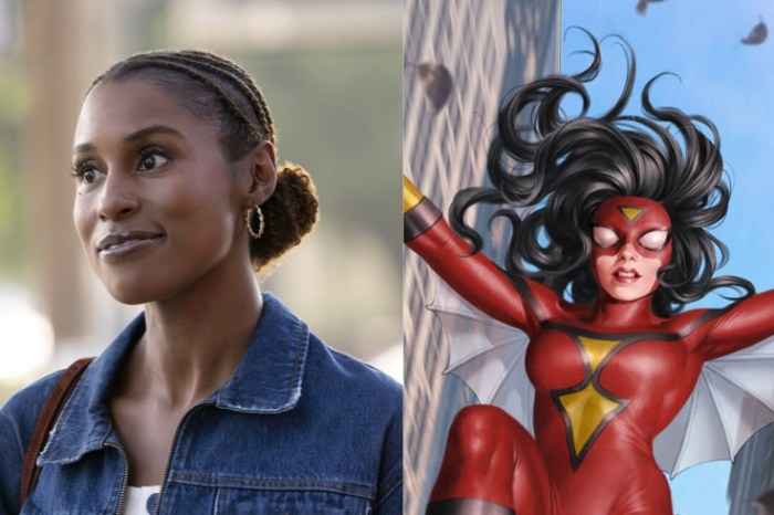 Issa Rae To Voice Jessica Drew In 'Spider-Man: Into the Spider-Verse 2'