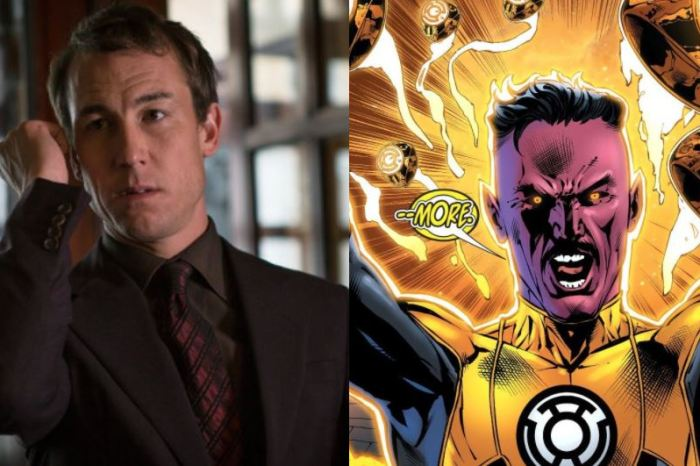 'The Crown' Star Tobias Menzies Reportedly In Talks To Join HBO Max's 'Green Lantern' As Sinestro