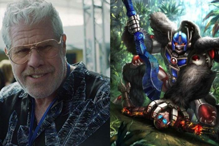 Ron Perlman To Voice Optimus Primal In 'Transformers: Rise of the Beasts'