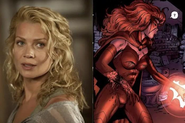 Laurie Holden Cast As Crimson Countess In 'The Boys' Season 3
